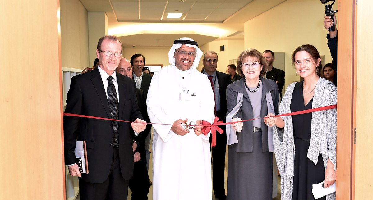 Zayed University Launches A Fabrication Lab For Art And Design