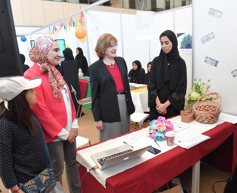 Zayed University Launches InveSlamic Club To Promote Islamic