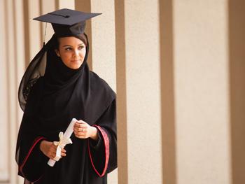 H H Sheikha Fatima Bint Mubarak Attends Graduation Ceremony Of 296 Zu Uaeu And Hct Female Students