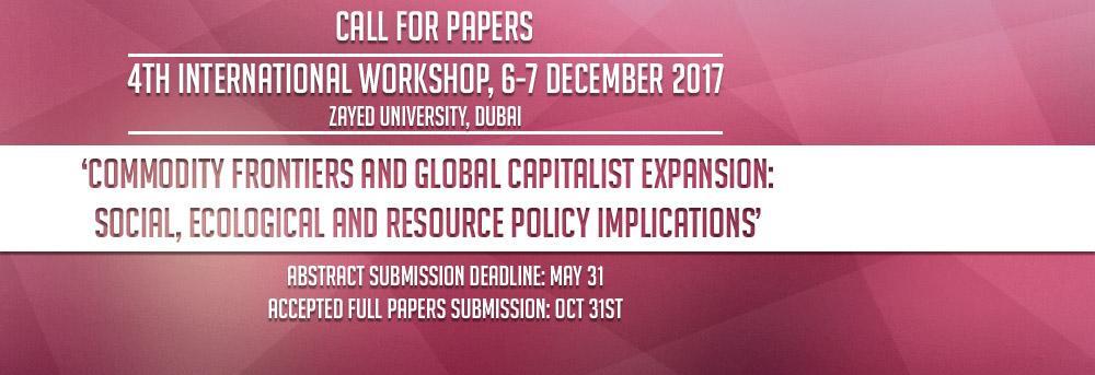 4th International Workshop