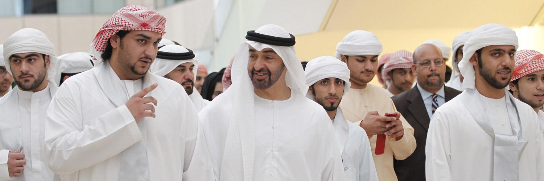 H.H Sheikh Mohammad Bin Zayed